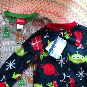 🧸Bundle Baby Boy Footie Sleepwear